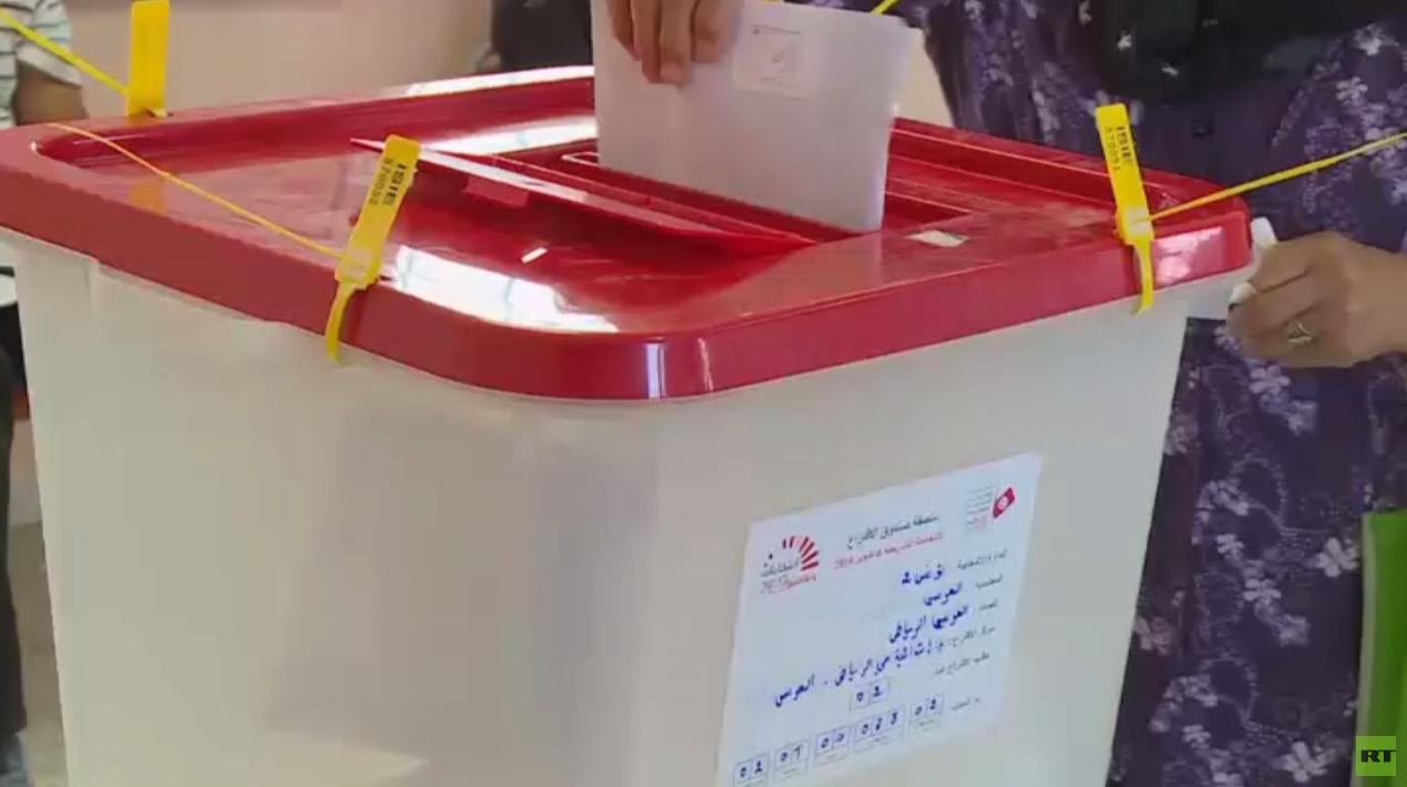 مواصلة فرز الأصوات في انتخابات تونس