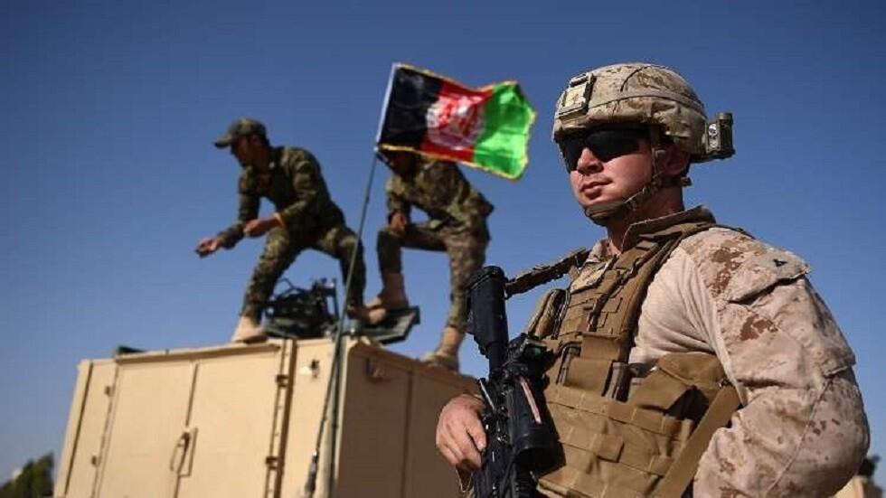 عناصر من القوات الأمريكية في أفغانستان - أرشيف -