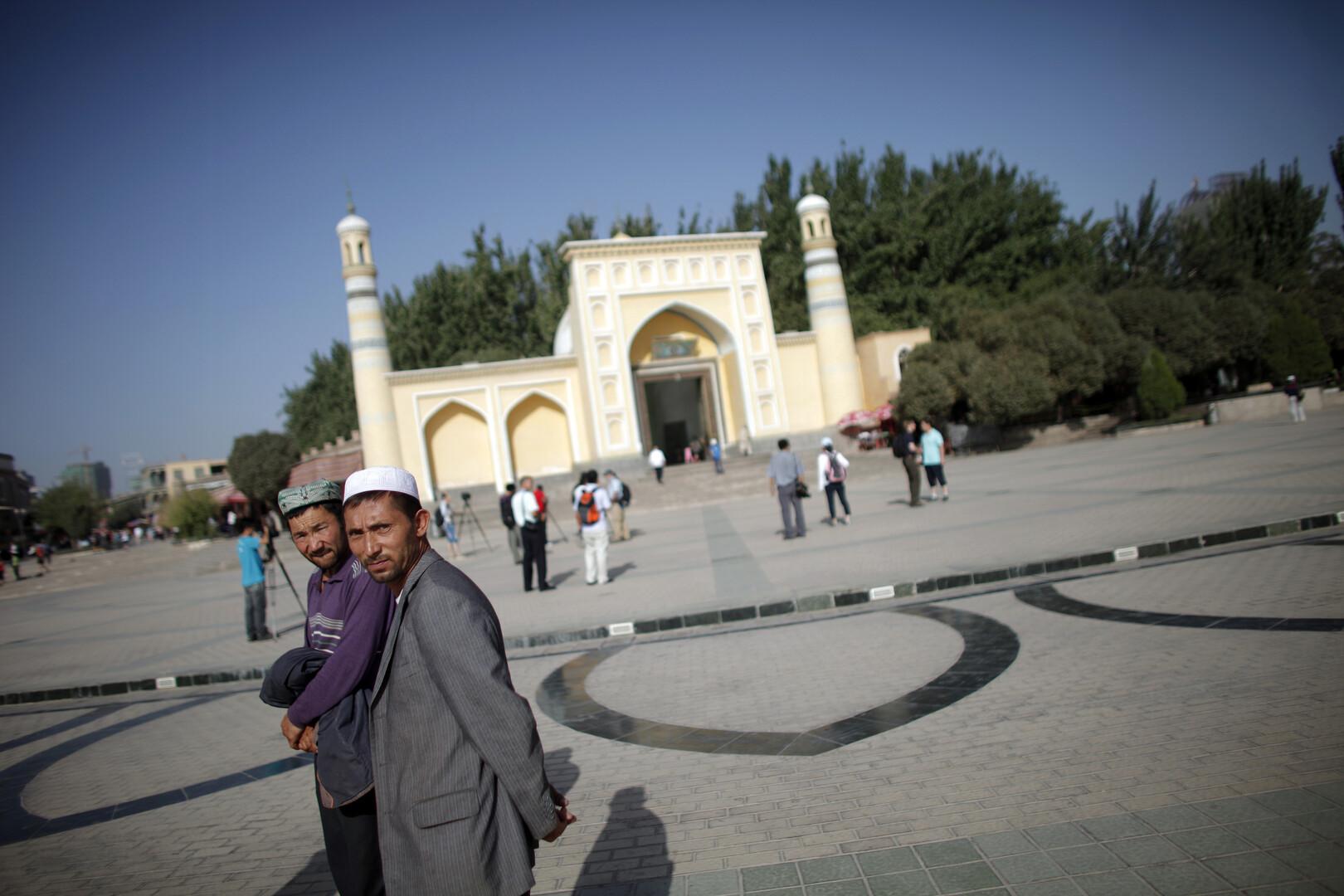 المسلمون الإيغور في الصين