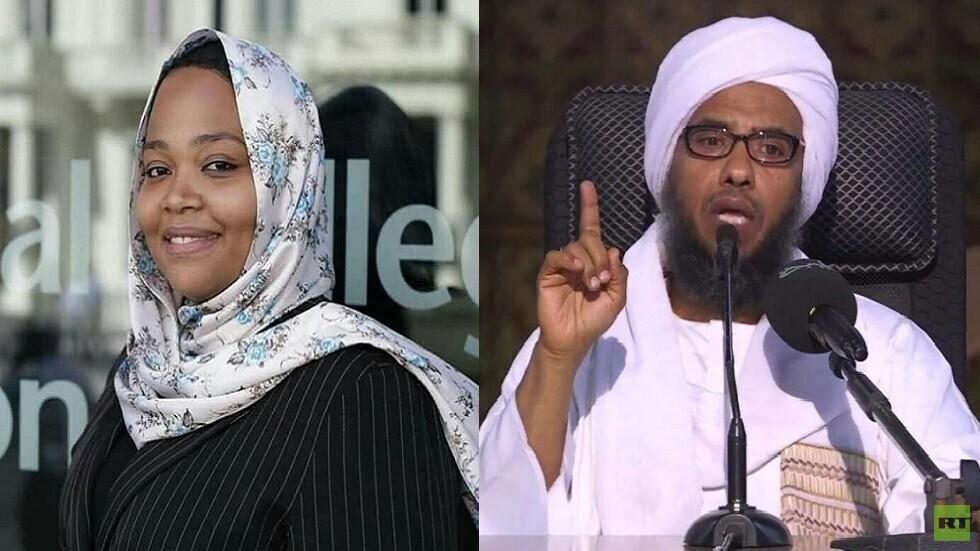 أعنف معركة فكرية بين وزيرة وشيخ سلفي في أروقة محاكم السودان