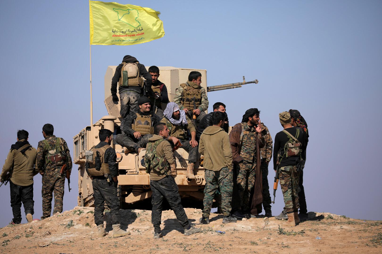 الإدارة الذاتية الكردية: ندعو روسيا إلى لعب دور ضامن في الحوار مع السلطات السورية