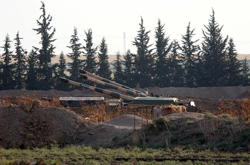 إطلاق 6 صواريخ من مدينة القامشلي السورية نحو بلدة نصيبين التركية الحدودية