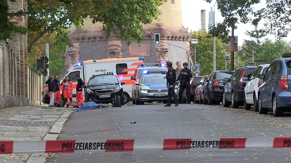 الكشف عن أولى المعلومات حول مطلق النار قرب المعبد اليهودي في ألمانيا