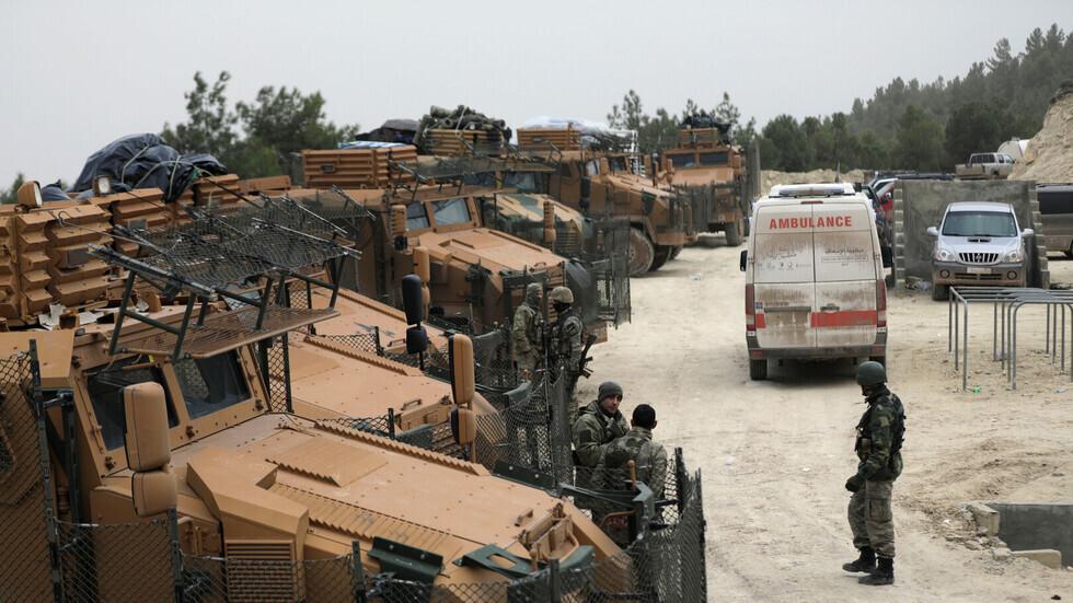 تركيا تطلق هجوما بريا ضد المسلحين الأكراد في شرق الفرات بالتعاون مع