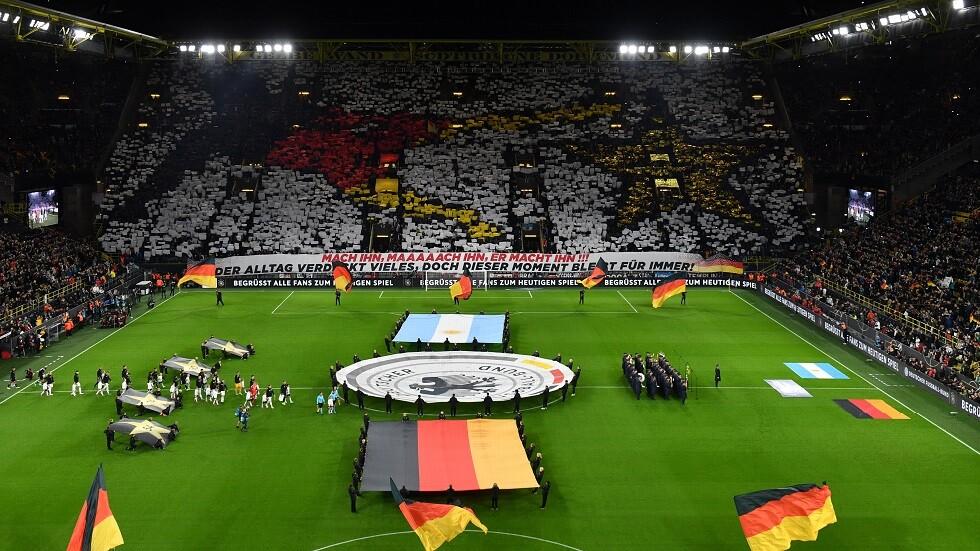 الأرجنتين تعود من بعيد وتتعادل مع ألمانيا وديا  (فيديو)