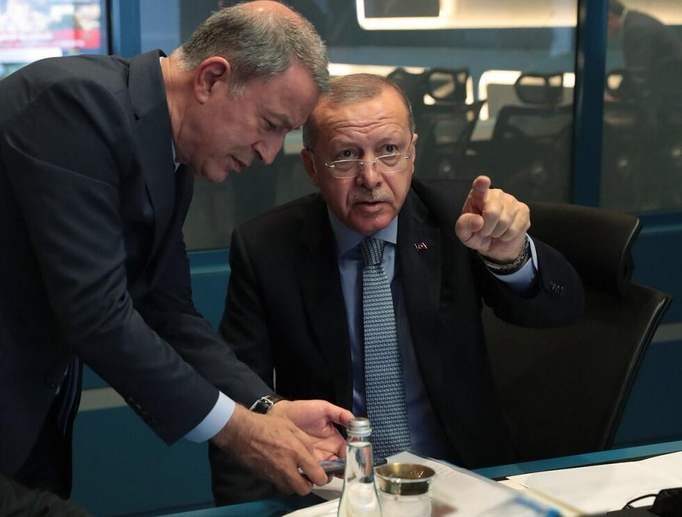أردوغان يوجه رسالة لـ