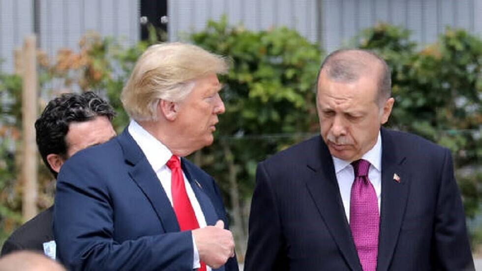 أنقرة: أردوغان وترامب تفاهما حول عملية