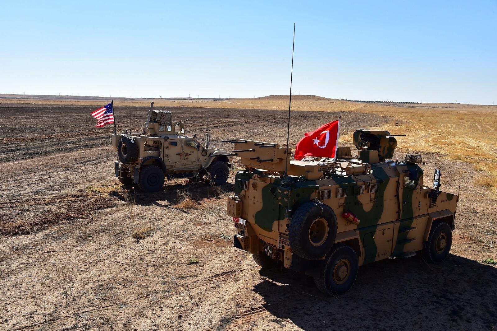 الدفاع التركية تعلن السيطرة على أهداف محددة شمال شرق سوريا