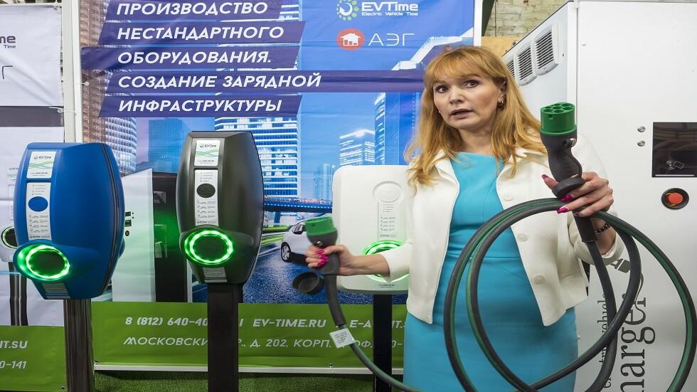موسكو تشجع على الانتقال للسيارات الكهربائية