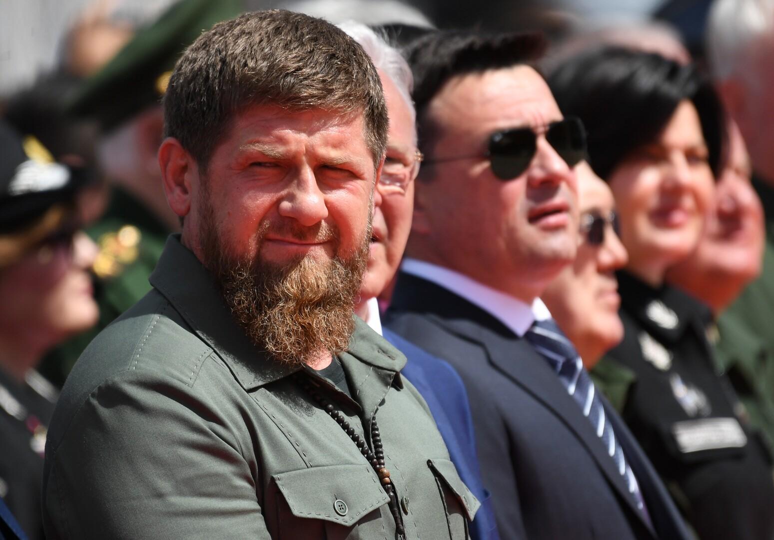 مساعد الرئيس الشيشاني يفند شائعات محاولة اغتيال قديروف