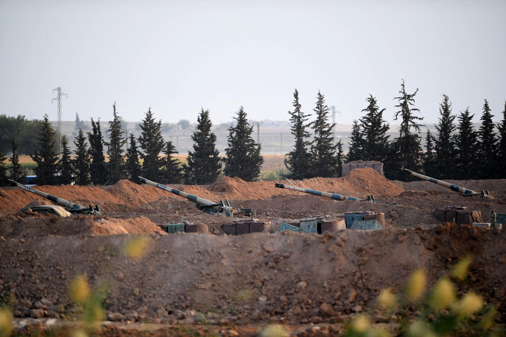مراسلنا ينفي سيطرة القوات التركية أو أي قوات موالية لها على أي مواقع شمال شرقي سوريا
