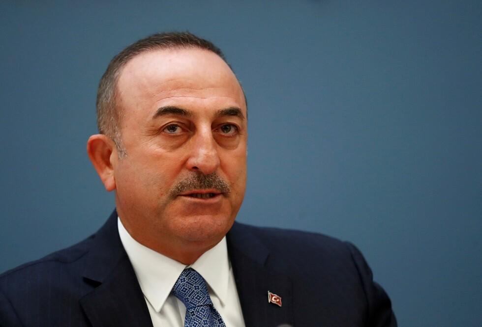 وزير الخارجية التركي: سجناء