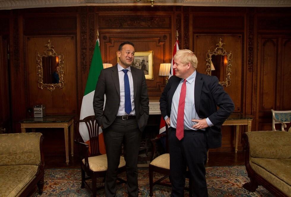 تفاؤل بريطاني إيرلندي بشأن