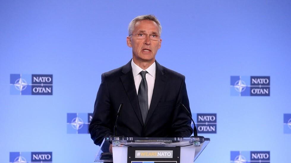 ستولتنبرغ يدعو تركيا إلى ضبط النفس أثناء العملية في سوريا