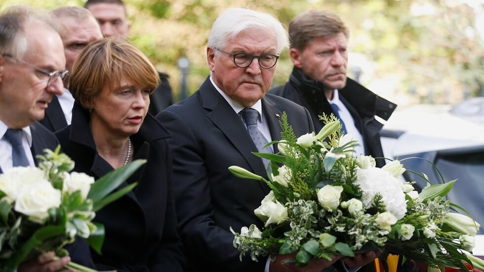 الرئيس الألماني: علينا حماية حياة اليهود