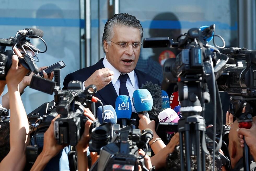 القروي في أول ظهور بعد الخروج من السجن: لن ندخل في حكومة بقيادة حركة النهضة