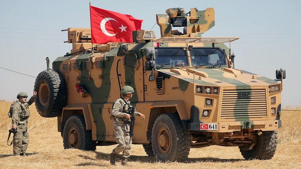 تركيا تعلن مقتل أول جندي لها في عملية