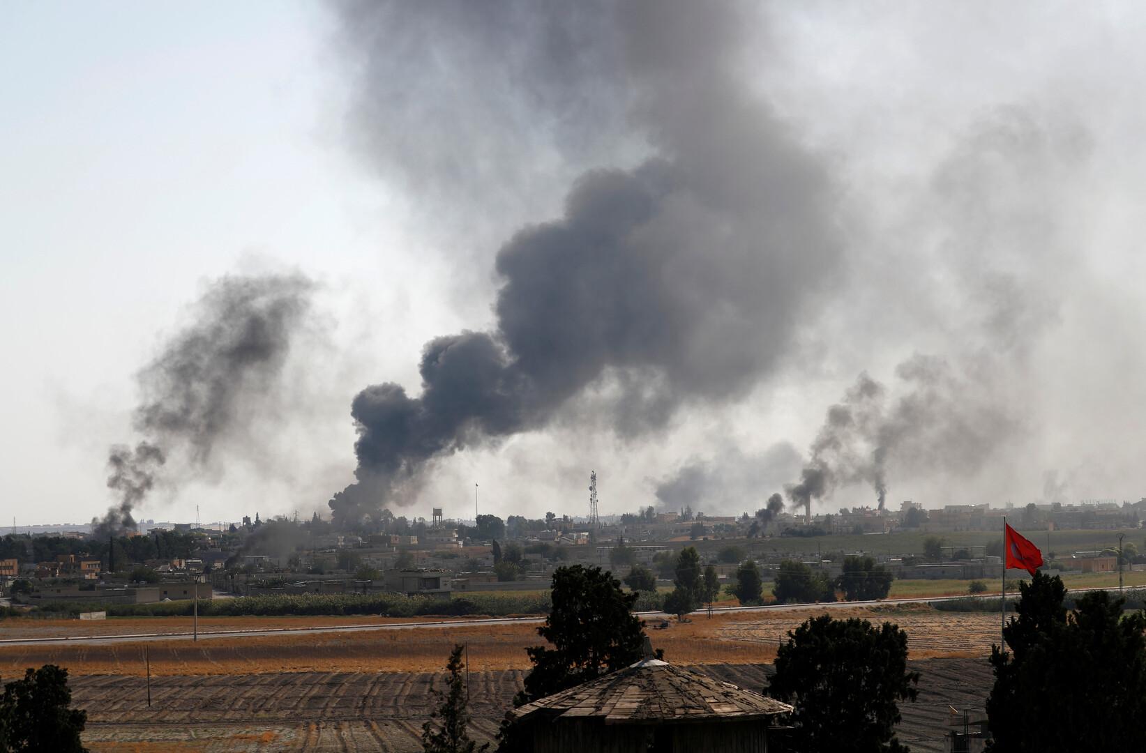 مسؤول أمريكي: هجوم تركيا على سوريا يصب في صالح إيران