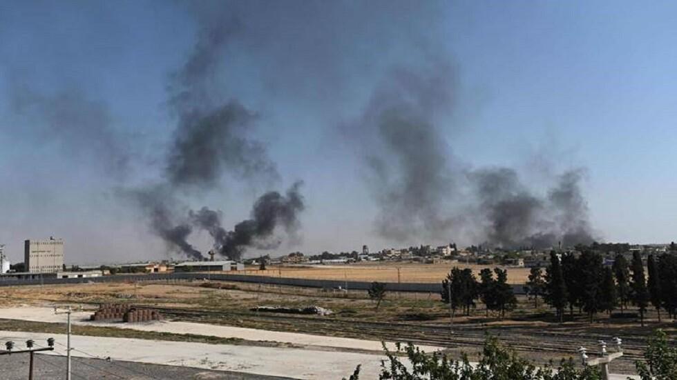 تجدد القصف التركي والاشتباكات شمال شرقي سوريا