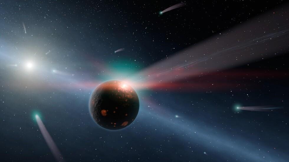 عالم  سويسري يحدد موعدا للالتقاء بكائنات فضائية..  وثان يبدد حلما راود الكثيرين