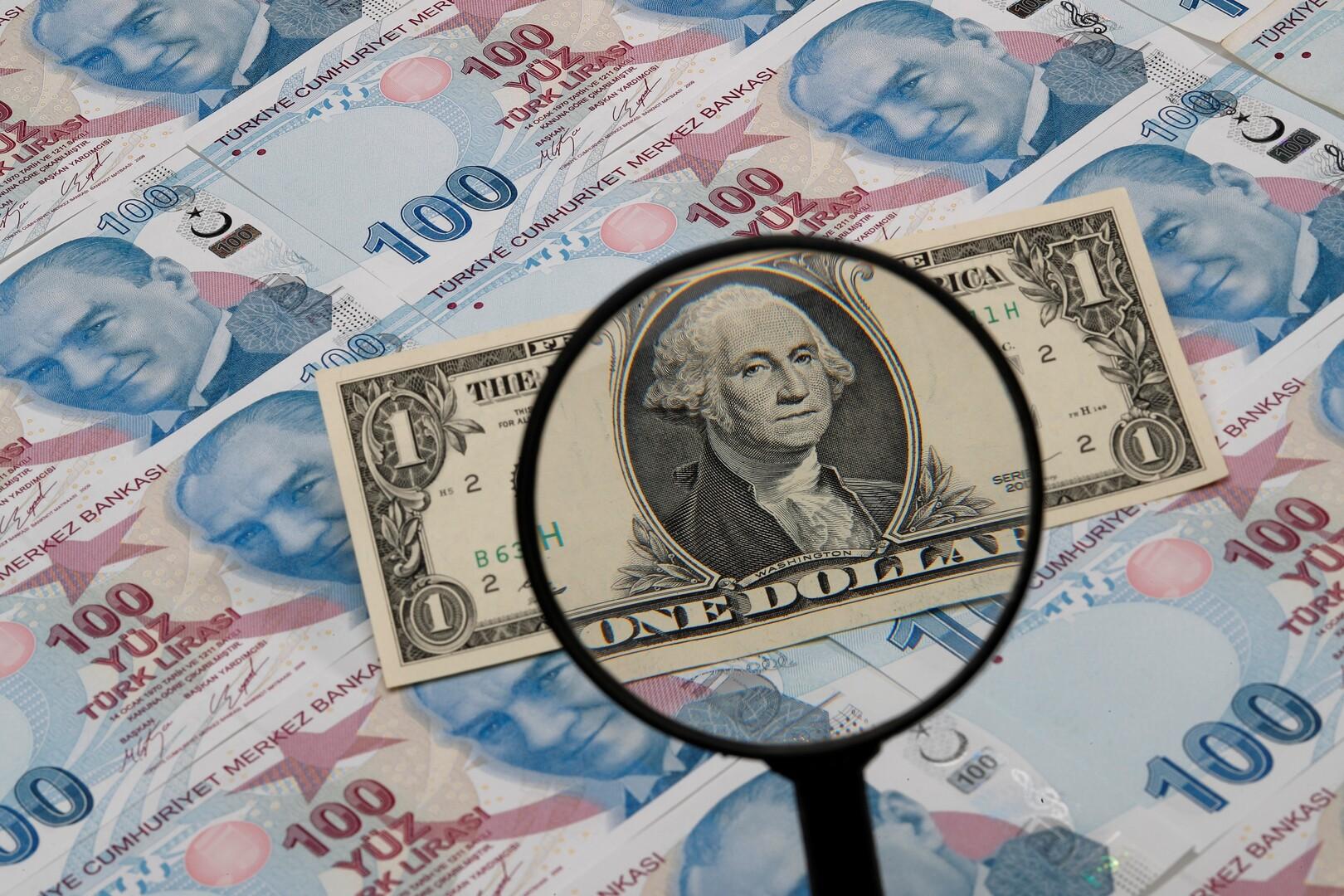 تركيا تسجل فائضا في ميزان المعاملات الجارية