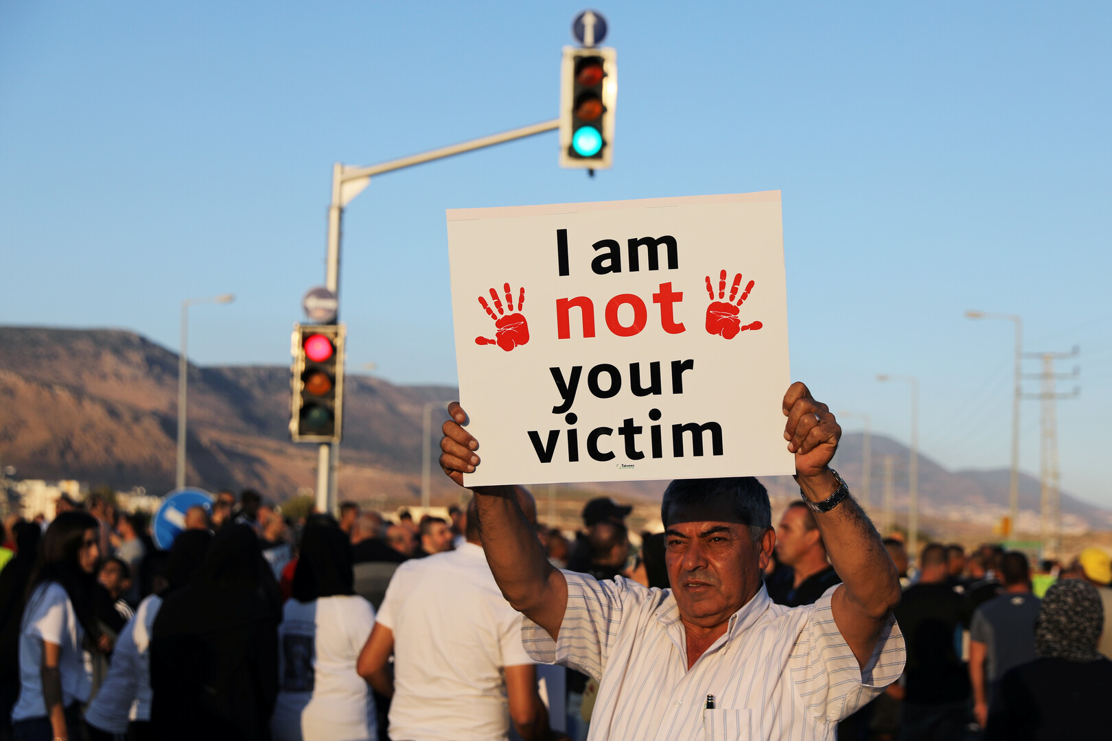 إسرائيل تنشر قوات أمن إضافية في البلدات العربية والاحتجاجات ضد العنف مستمرة