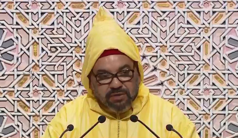 ملك المغرب محمد السادس: البرلمان مسؤول عن وضع قوانين تلبي تطلعات الشعب