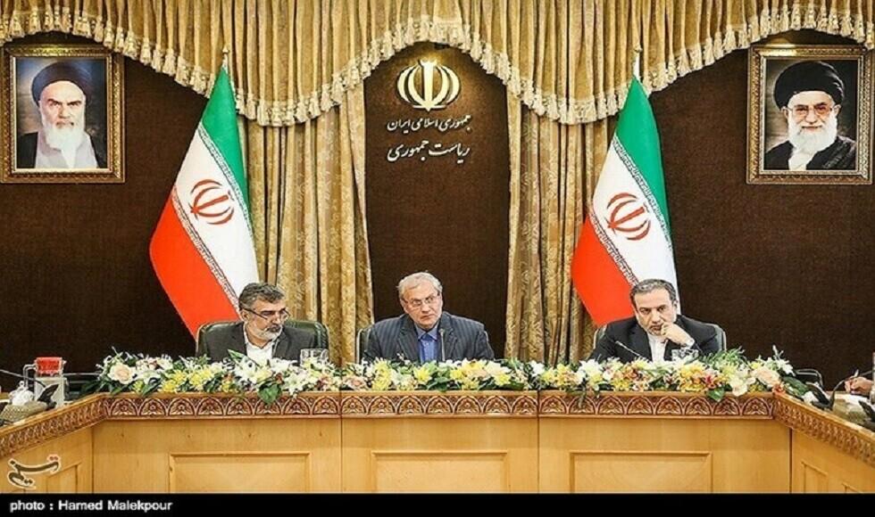 المتحدث باسم الحكومة الإيرانية