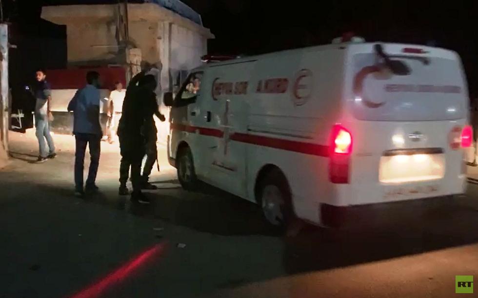 إصابة 7 مدنيين جراء قصف تركي بقذيفتي مدفعية على المخبز الآلي بالقامشلي