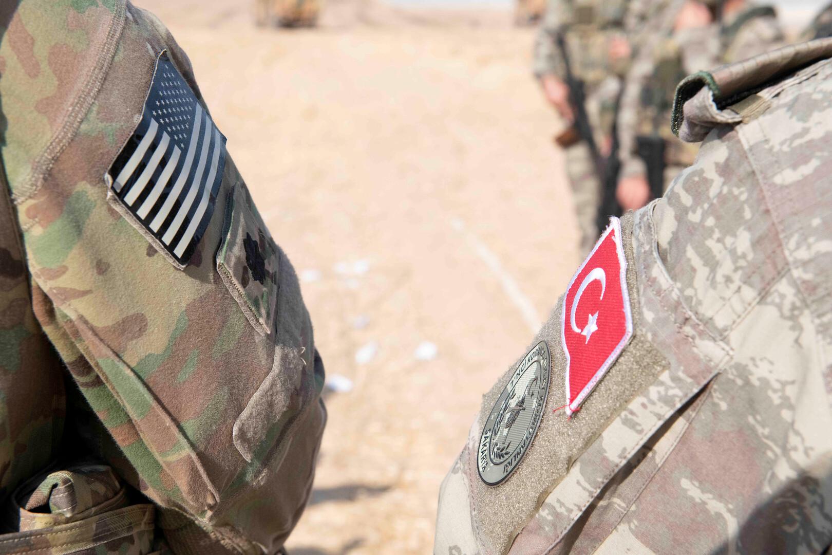 البنتاغون يعلن استهداف الأتراك قواته شمالي سوريا وأنقرة تنفي