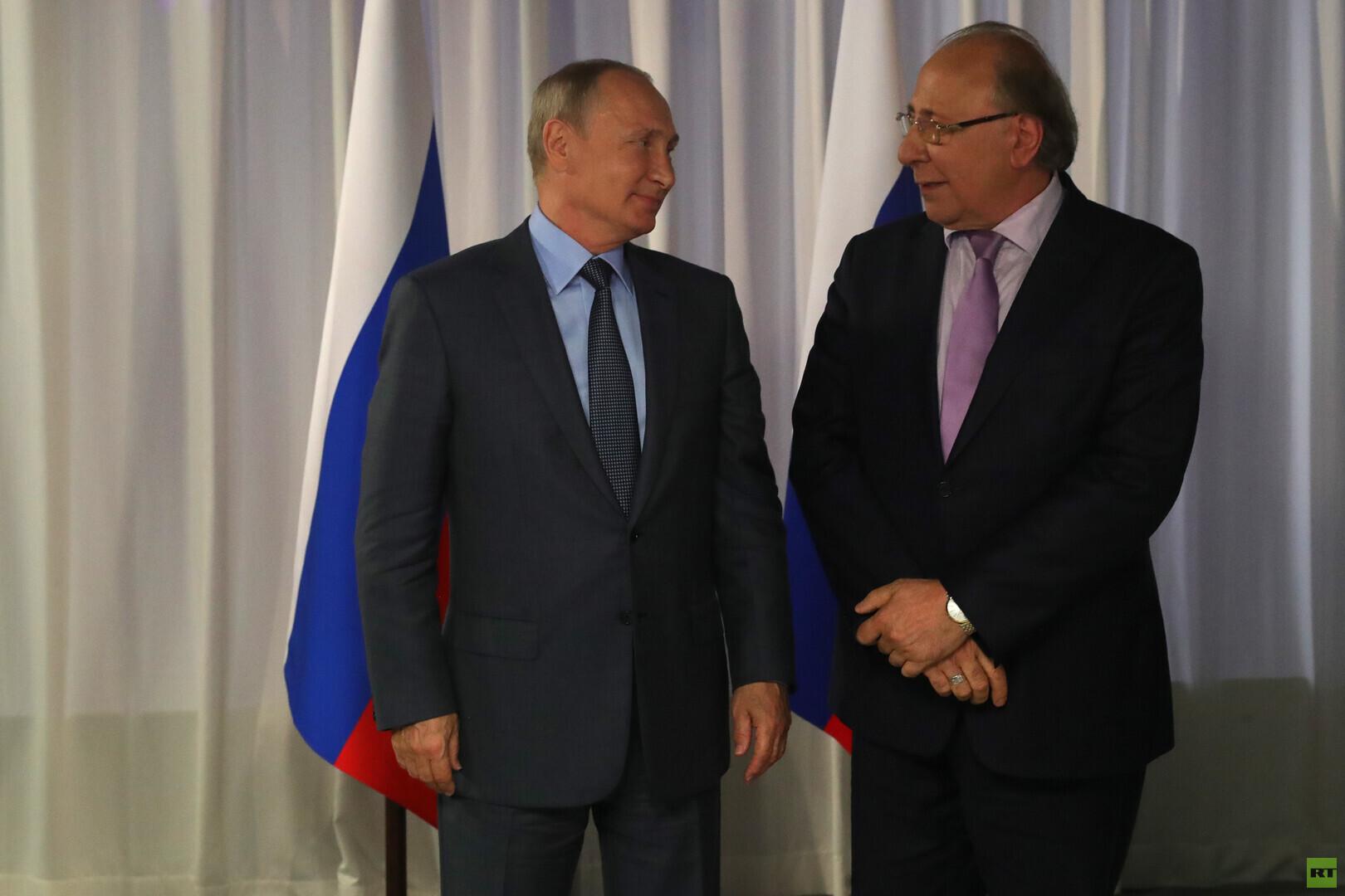 سلام مسافر يسأل بوتين: هل أنتم مطمئنون لخليفتكم؟