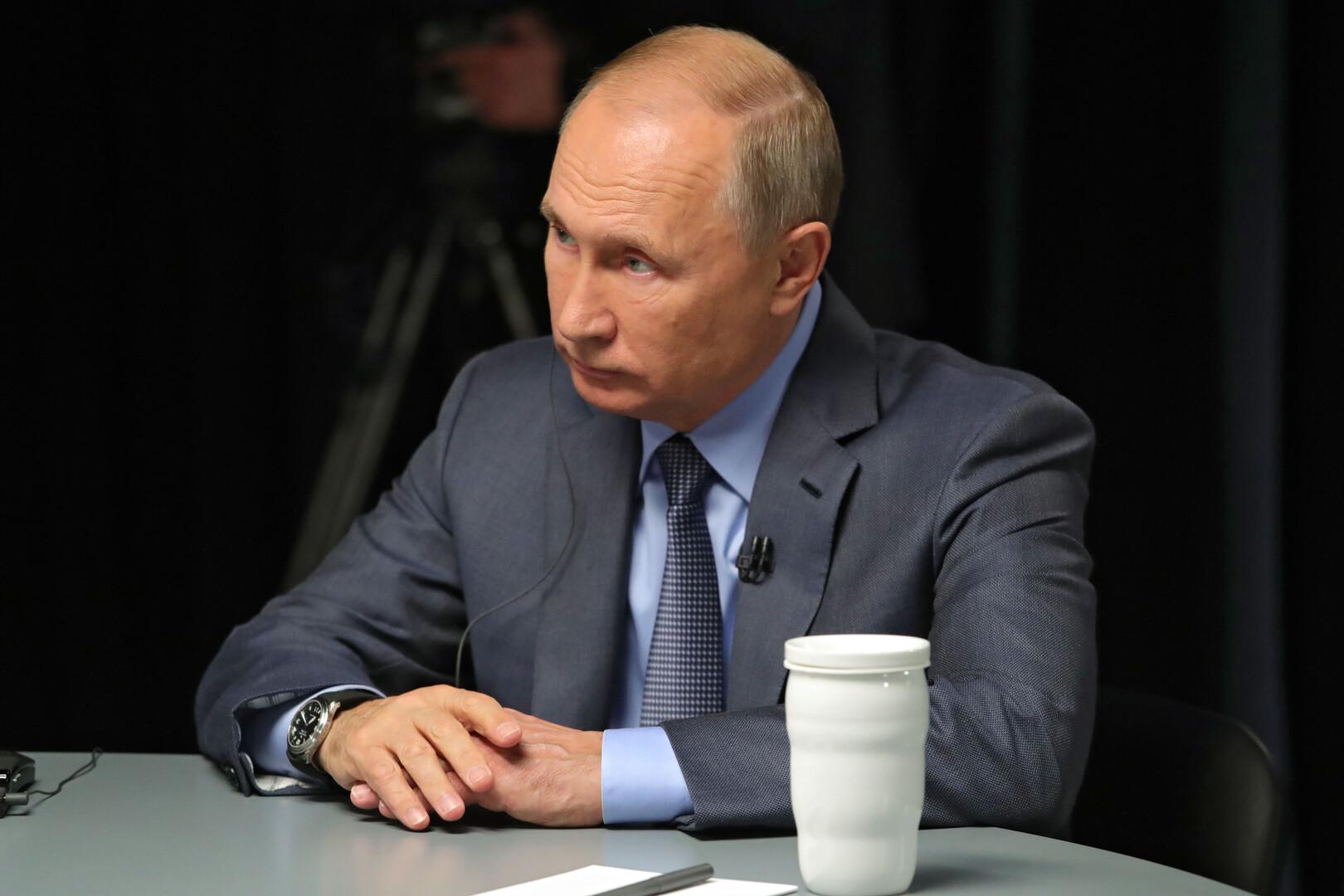 هل ستنسحب القوات الروسية من سوريا؟.. هذه إجابة بوتين
