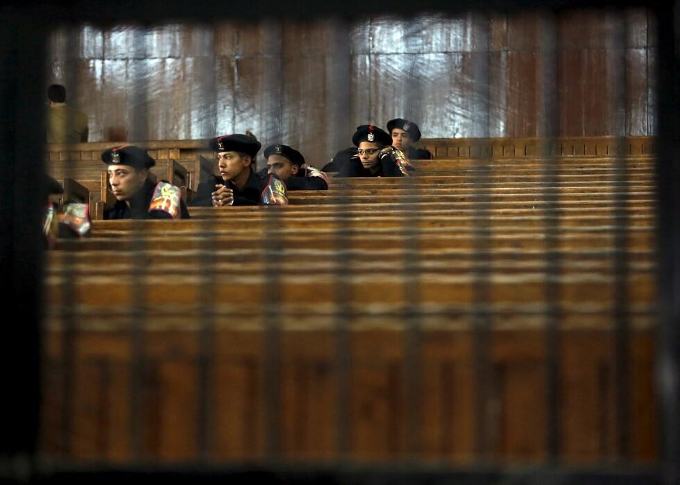 مصر.. صدور حكم بإعدام ستة متهمين في القضية المعروفة إعلاميا بـ