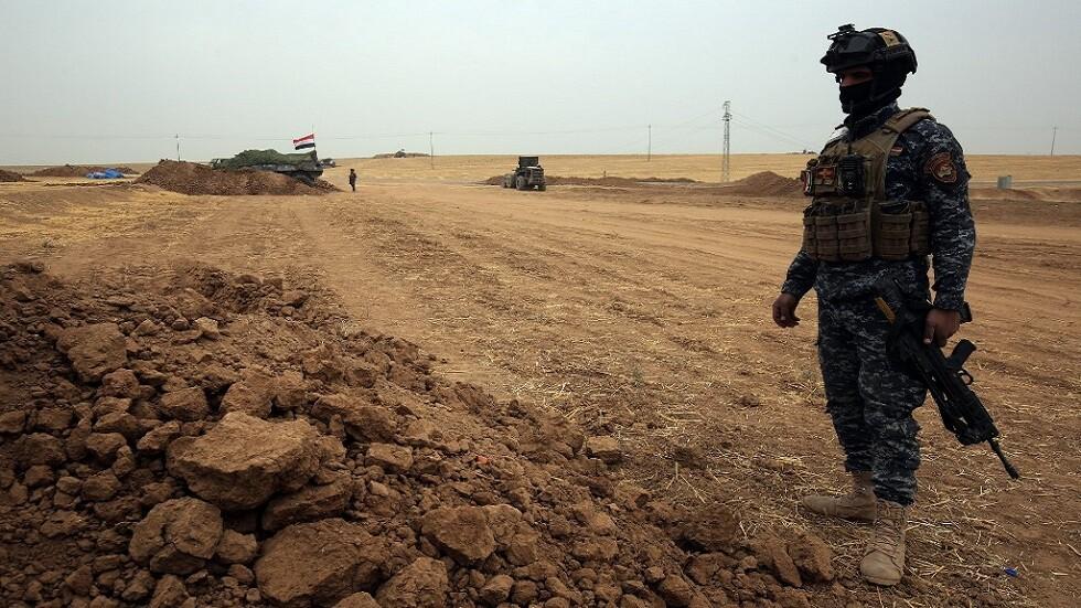 العراق يحصن حدوده مع سوريا