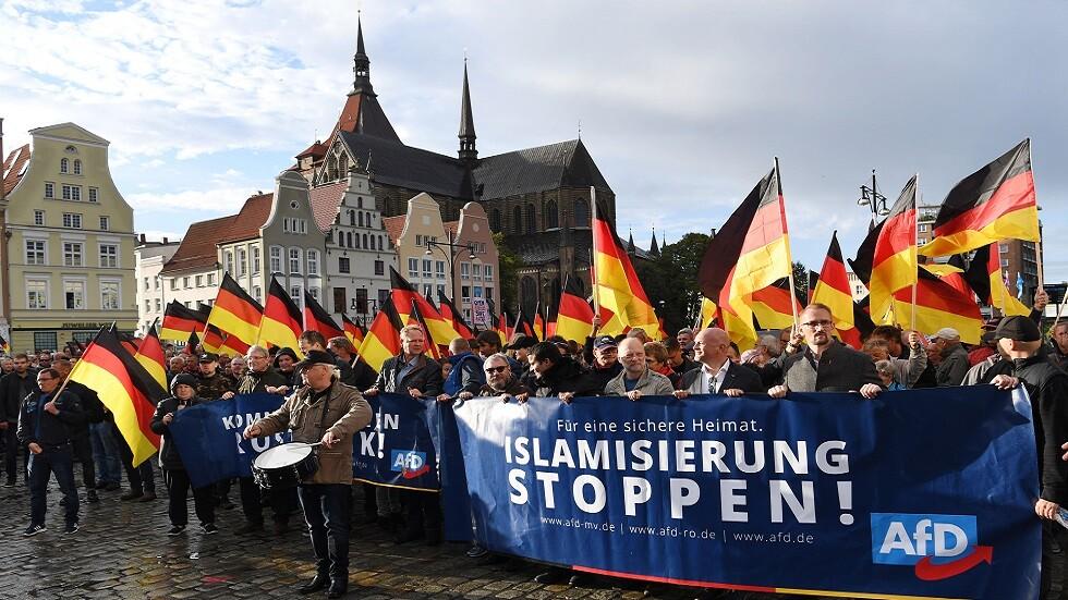 استطلاع: تراجع شعبية اليمين المتطرف الألماني بعد هجوم على الكنيس اليهودي في مدينة هاله