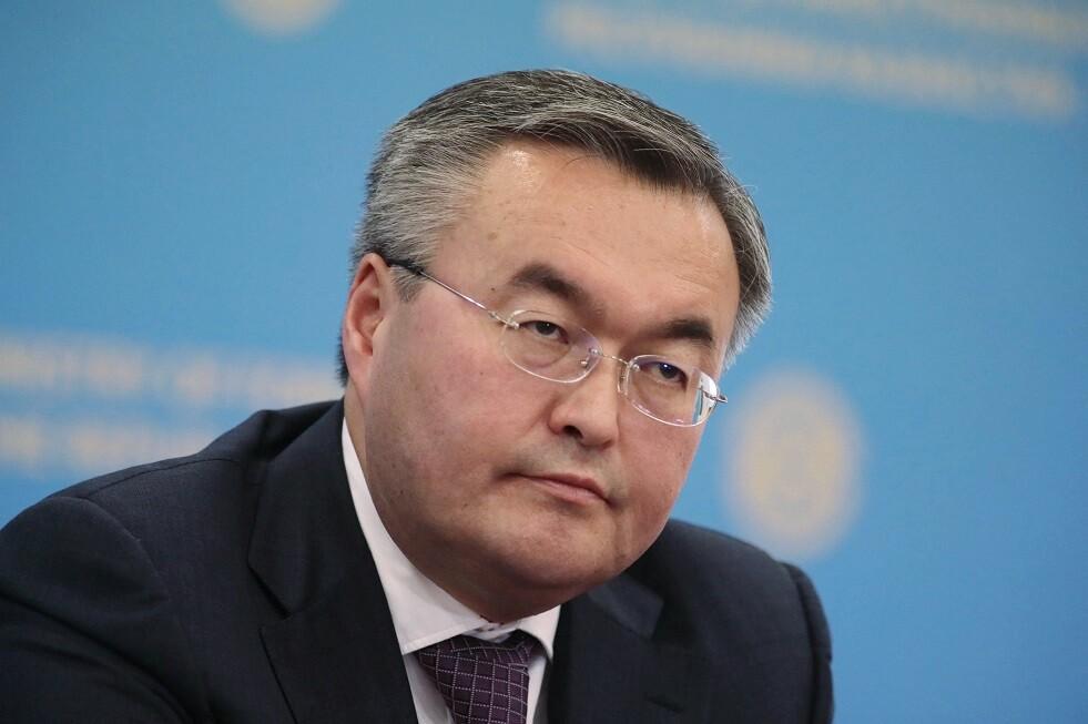 خارجية كازاخستان: جولة محادثات