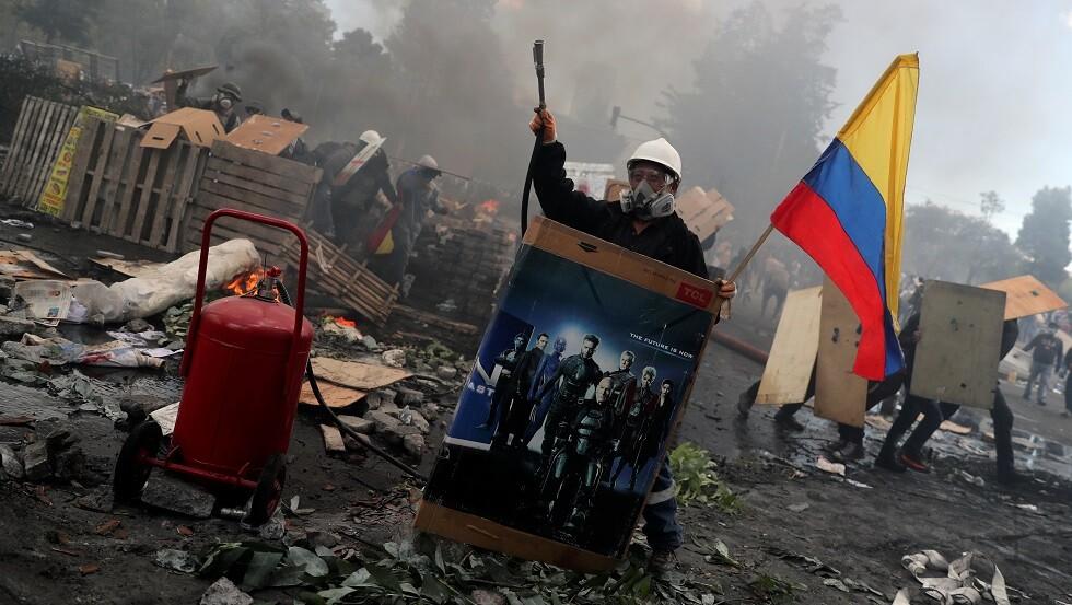 المحتجون في الإكوادور يرفضون دعوة الرئيس للحوار