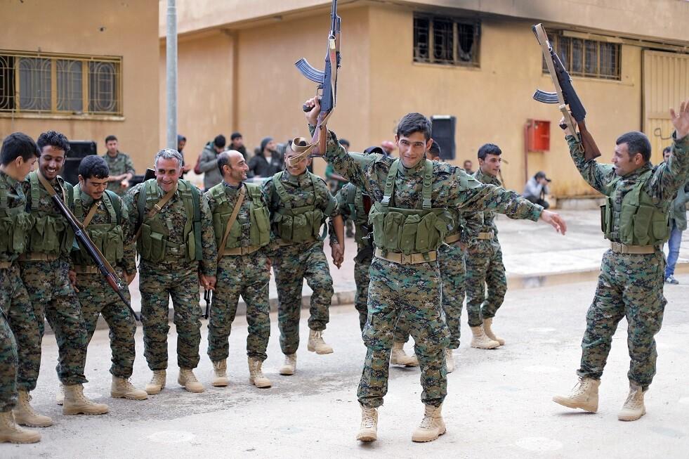 العشائر العربية في الجزيرة السورية تلبي النفير العام ضد تركيا