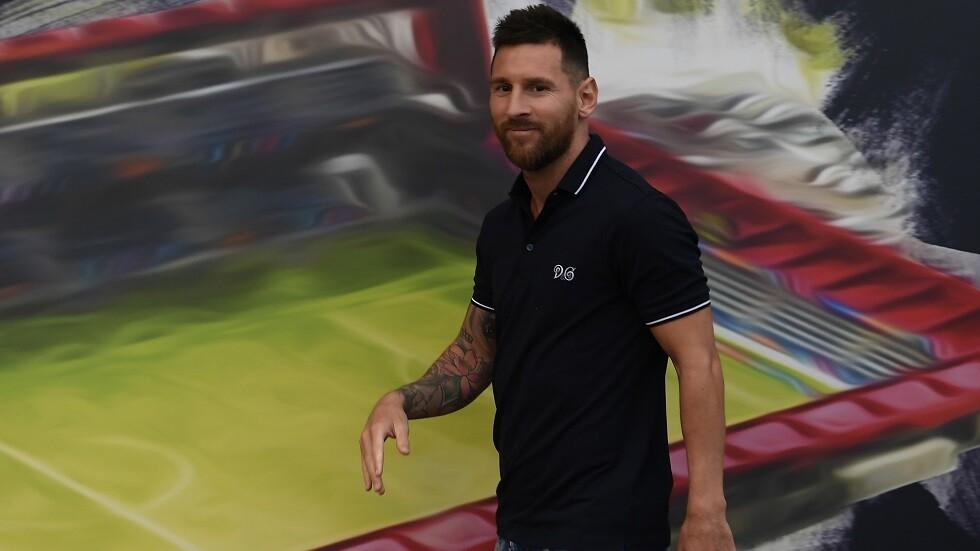 مدرب الأرجنتين يحدد موعد عودة ميسي إلى صفوف المنتخب