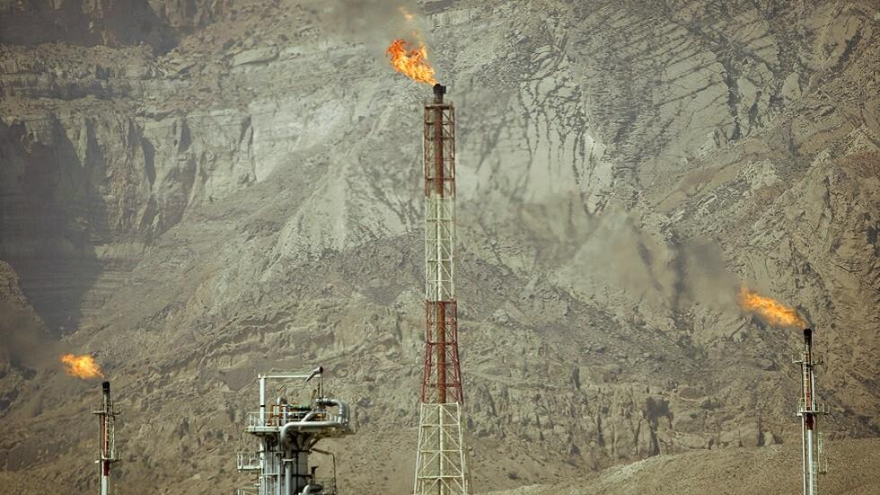 إيران تميط اللثام عن حقل للغاز يكفي طهران لـ16 عاما