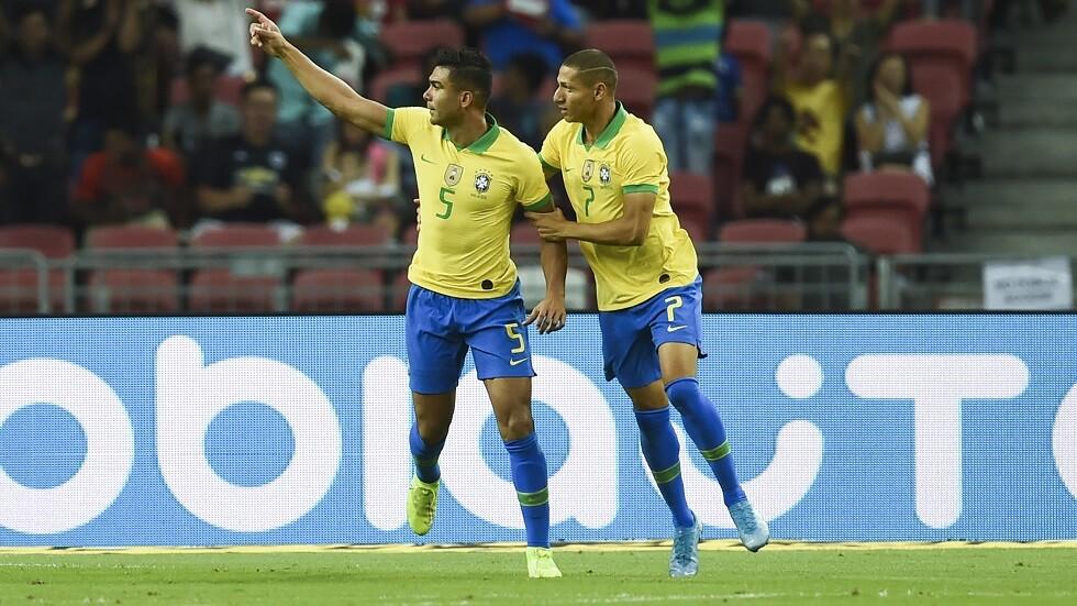 كاسيميرو ينقذ البرازيل من الخسارة أمام نيجيريا (فيديو)