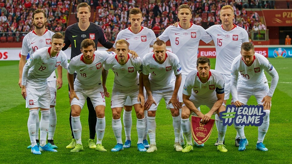 رسميا.. بولندا رابع المتأهلين لكأس الأمم الأوروبية 2020