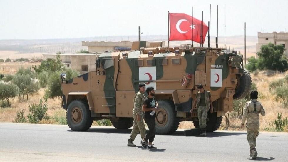 الأتراك في شمال شرق سوريا