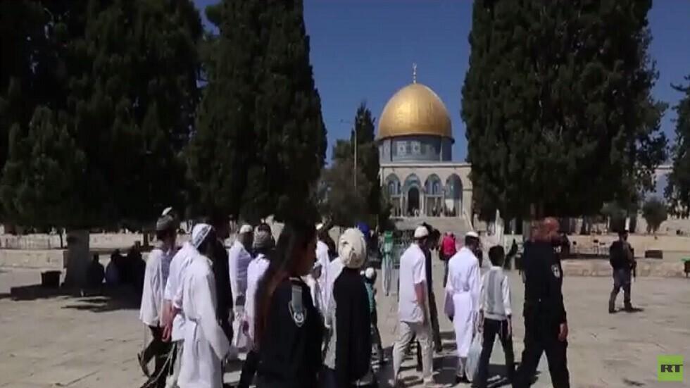 تحذيرات فلسطينية من المخططات ضد الأقصى
