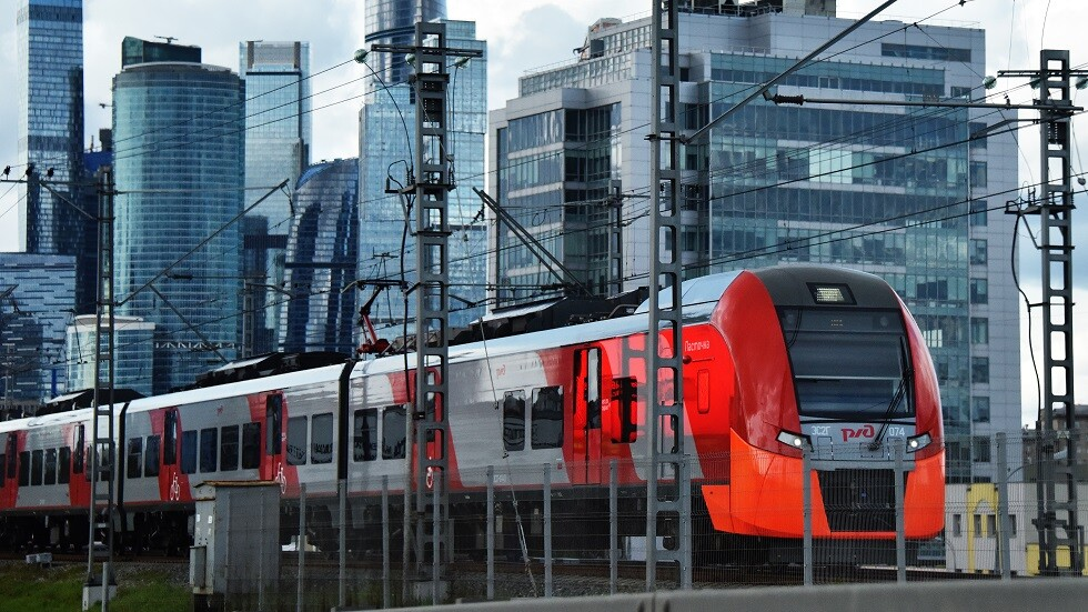 السكة الحديدية في روسيا - أرشيف