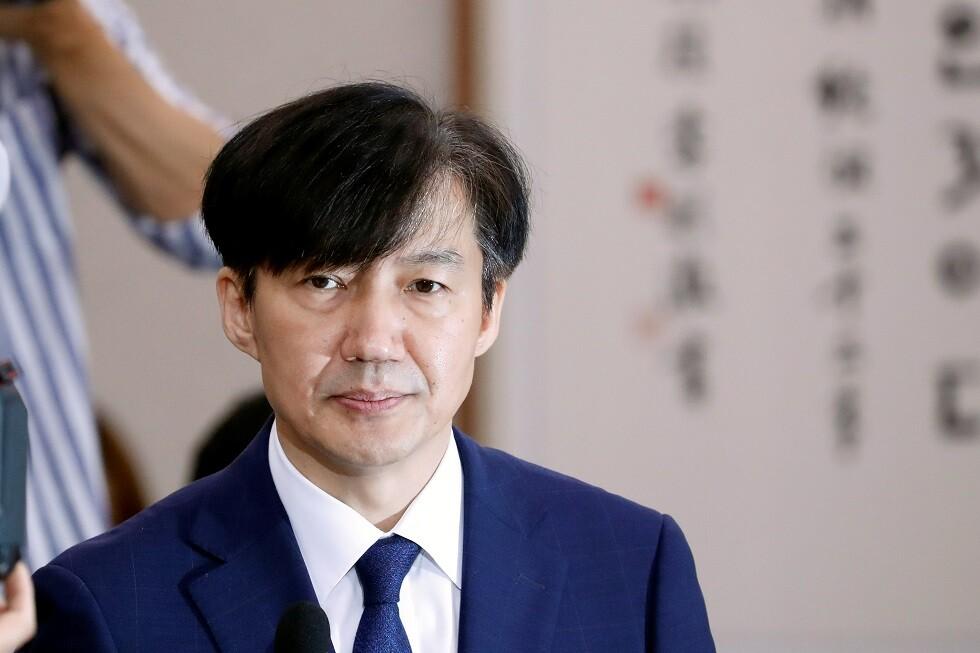 وزير العدل الكوري الجنوبي، تشو كوك