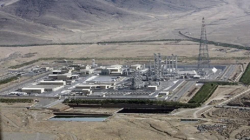 أحد المواقع النووية الإيرانية - أرشيف