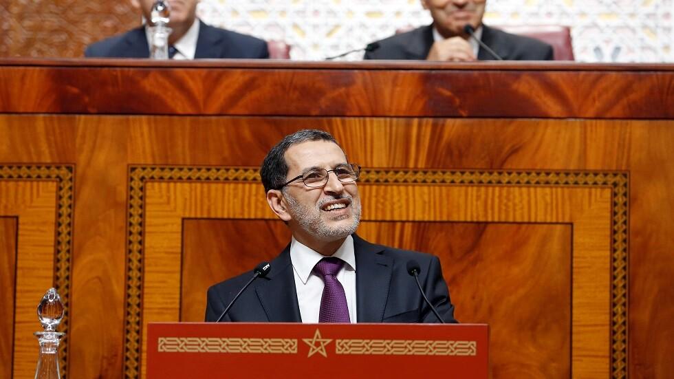رئيس وزراء المغرب سعد الدين العثماني - أرشيف