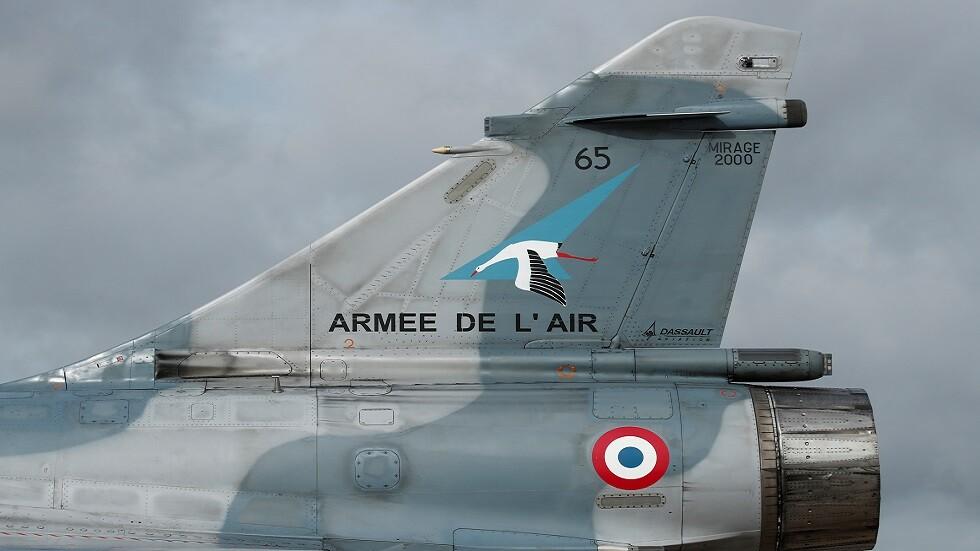مقاتلة فرنسية - أرشيف -