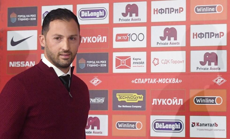 سبارتاك موسكو يستعين بخدمات مدرب أوروبي شاب